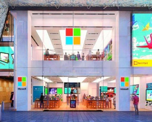 Novo Sistema Microsoft